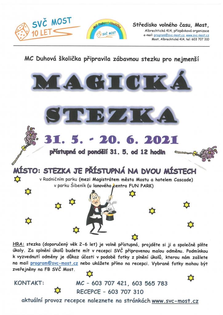 Magická stezka